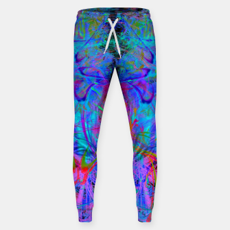 Thumbnail image of The Veil of The Mistress (abstract, psychedelic) Sweatpants, Live Heroes