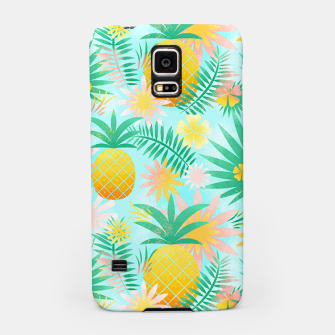 Thumbnail image of Tropical Pineapple Samsung Case, Live Heroes