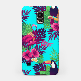 Thumbnail image of Colorful Tropical Samsung Case, Live Heroes