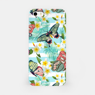 Thumbnail image of Butterflies Pattern iPhone Case, Live Heroes