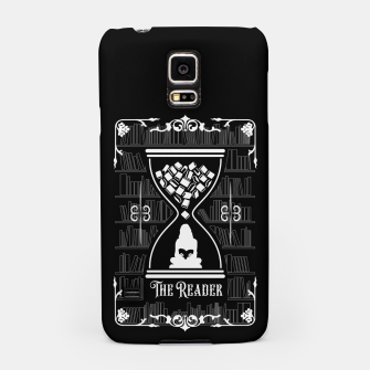 Miniatur The Reader Tarot Card Samsung Case, Live Heroes