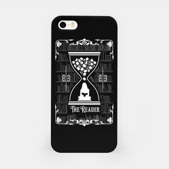 Miniatur The Reader Tarot Card iPhone Case, Live Heroes