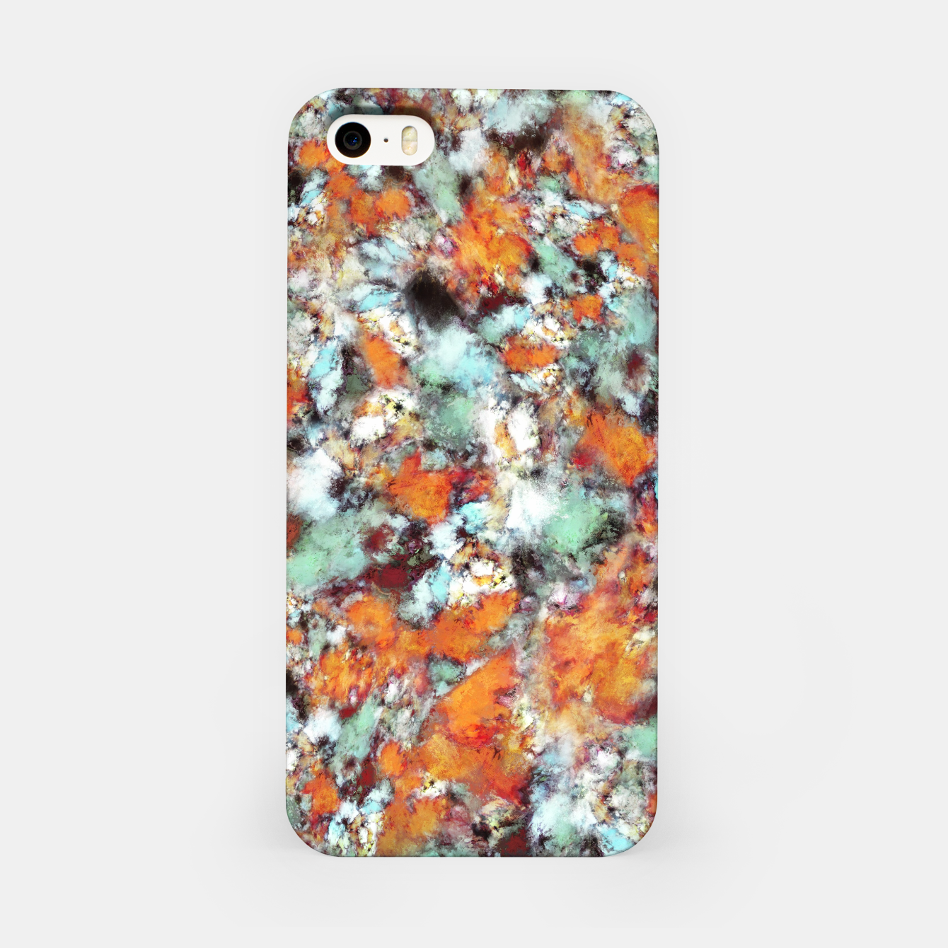 Image of Little falling embers iPhone Case - Live Heroes