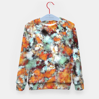 Thumbnail image of Little falling embers Kid's sweater, Live Heroes