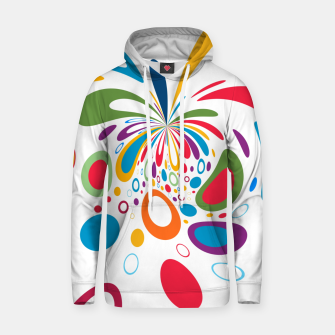 Miniature de image de Color Splash Hoodie, Live Heroes