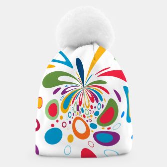 Miniature de image de Color Splash Beanie, Live Heroes