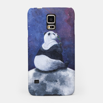 Thumbnail image of Space Panda Samsung Case, Live Heroes