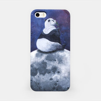 Thumbnail image of Space Panda iPhone Case, Live Heroes
