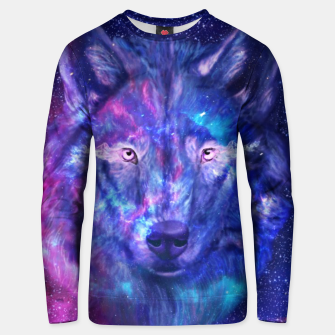 Miniatur Space Wolf Unisex sweater, Live Heroes