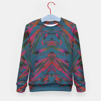 Thumbnail image of X4 Kid's sweater, Live Heroes