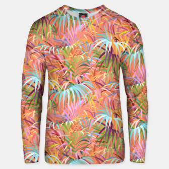 Miniaturka Tropical Mood of the Coral Season Unisex sweater, Live Heroes