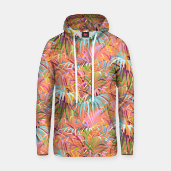 Miniaturka Tropical Mood of the Coral Season Hoodie, Live Heroes