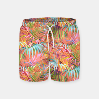 Miniaturka Tropical Mood of the Coral Season Swim Shorts, Live Heroes