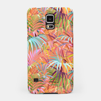 Miniaturka Tropical Mood of the Coral Season Samsung Case, Live Heroes