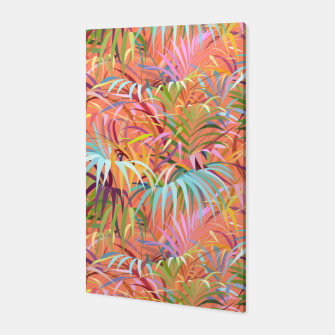 Miniaturka Tropical Mood of the Coral Season Canvas, Live Heroes