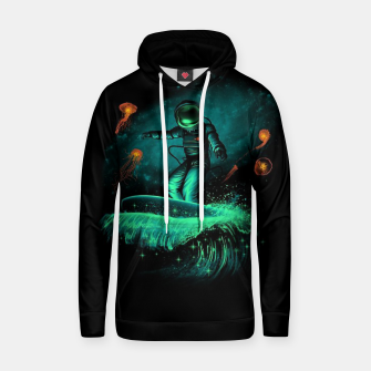 Thumbnail image of Surfing Astronaut Hoodie, Live Heroes