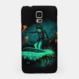 Thumbnail image of Surfing Astronaut Samsung Case, Live Heroes
