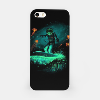 Thumbnail image of Surfing Astronaut iPhone Case, Live Heroes