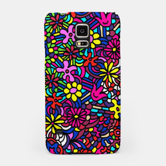 Thumbnail image of Flower Power Art Samsung Case, Live Heroes