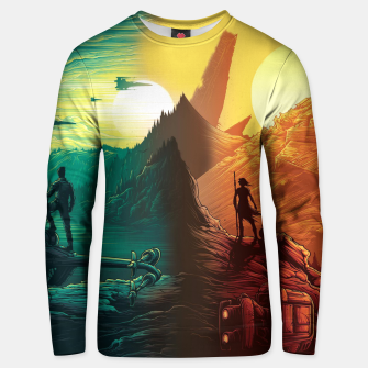 Thumbnail image of Star Wars Unisex sweater, Live Heroes