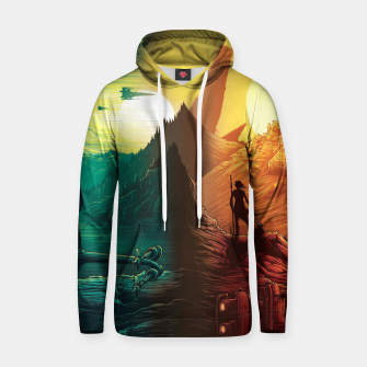 Thumbnail image of Star Wars Hoodie, Live Heroes