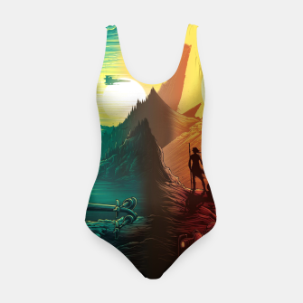 Thumbnail image of Star Wars Swimsuit, Live Heroes