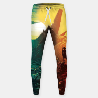 Thumbnail image of Star Wars Sweatpants, Live Heroes