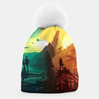 Thumbnail image of Star Wars Beanie, Live Heroes