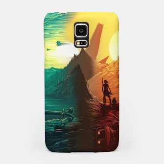 Thumbnail image of Star Wars Samsung Case, Live Heroes