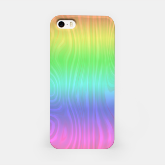 Thumbnail image of Groovy Pastel Rainbow iPhone Case, Live Heroes