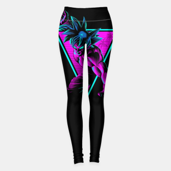 Miniatur Retro Ultra Attack Leggings, Live Heroes
