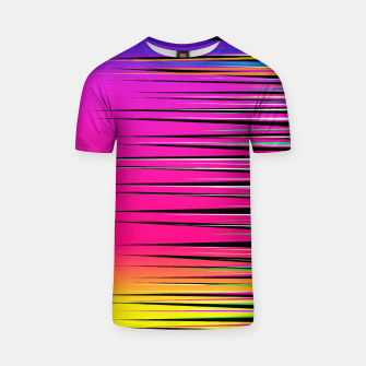 Thumbnail image of Rainbow Spikes T-shirt, Live Heroes