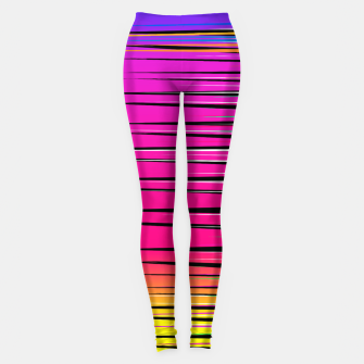 Thumbnail image of Rainbow Spikes Leggings, Live Heroes