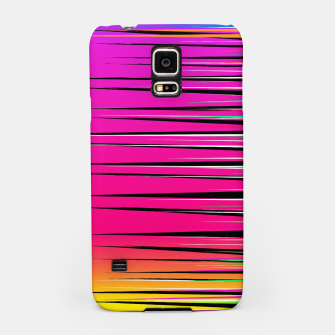 Thumbnail image of Rainbow Spikes Samsung Case, Live Heroes