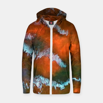 Thumbnail image of rosu Zip up hoodie, Live Heroes
