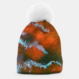 Thumbnail image of rosu Beanie, Live Heroes