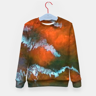 Thumbnail image of rosu Kid's sweater, Live Heroes