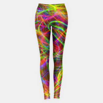 Thumbnail image of Psychedelic Leggings, Live Heroes