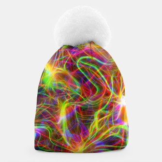 Thumbnail image of Psychedelic Beanie, Live Heroes