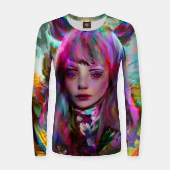 Thumbnail image of ahri league of legends Women sweater, Live Heroes