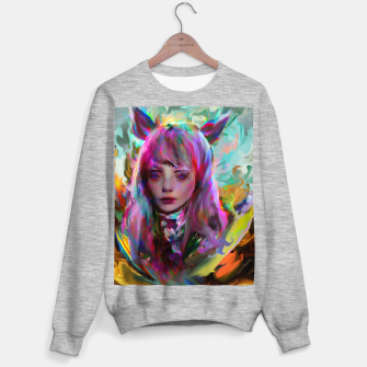 Miniature de image de ahri league of legends Sweater regular, Live Heroes