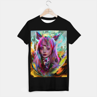 Thumbnail image of ahri league of legends T-shirt regular, Live Heroes