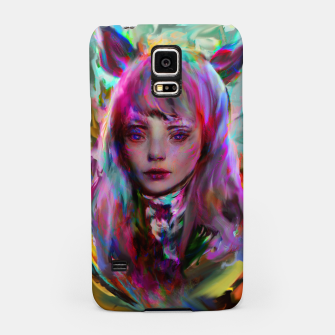 Thumbnail image of ahri league of legends Samsung Case, Live Heroes