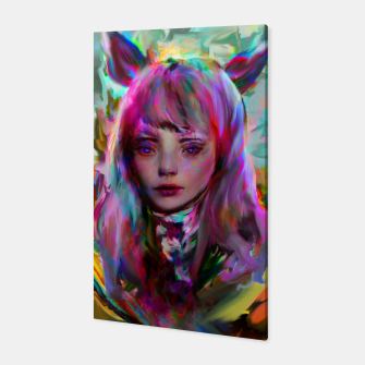 Thumbnail image of ahri league of legends Canvas, Live Heroes