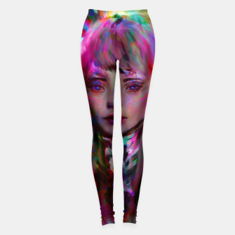 Thumbnail image of ahri league of legends Leggings, Live Heroes