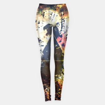 Thumbnail image of Pink Floyd Leggings, Live Heroes