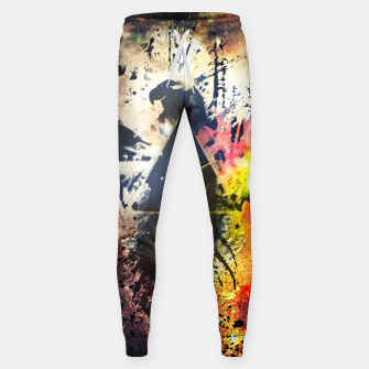 Thumbnail image of Pink Floyd Sweatpants, Live Heroes
