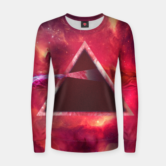 Thumbnail image of Red Pink Floyd Women sweater, Live Heroes