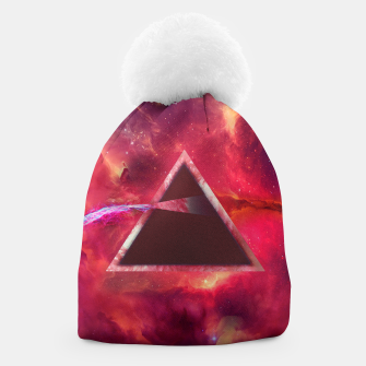 Thumbnail image of Red Pink Floyd Beanie, Live Heroes