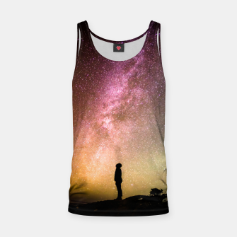 Miniaturka Colorful Sunset Tank Top, Live Heroes